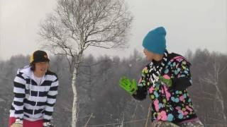 スノーボード レール対決!! IKENOCITY Vol.5