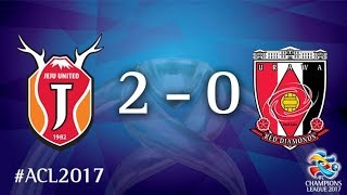 Video Gol Pertandingan Jeju United vs Urawa Red Diamonds