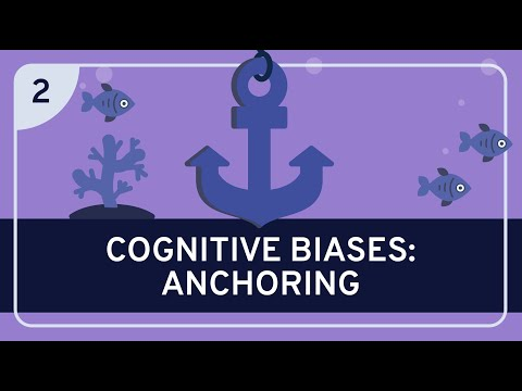CRITICAL THINKING - Cognitive Biases: Anchoring [HD]