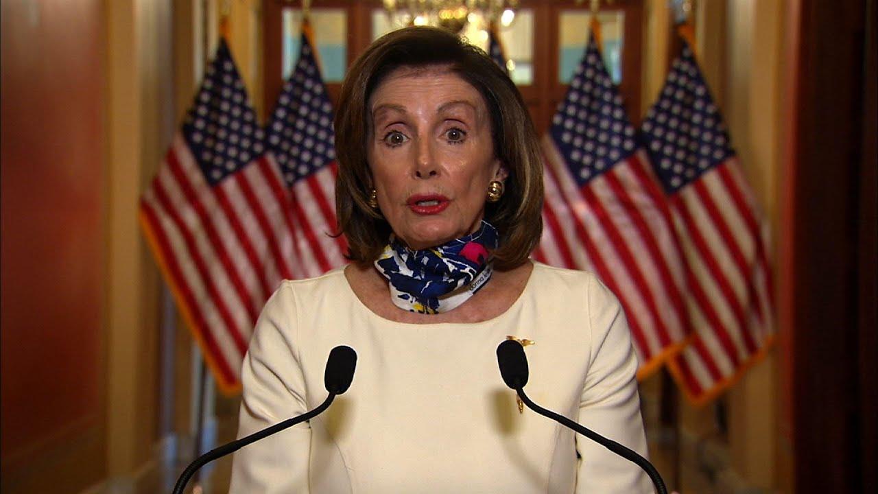 Pelosi unveils $3 trillion coronavirus aid package, warns inaction ...