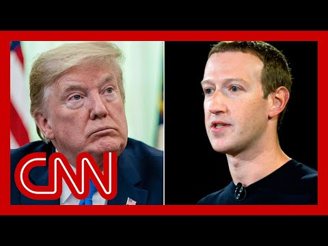 Facebook pulls Trump ads for violating 'organized hate' policy