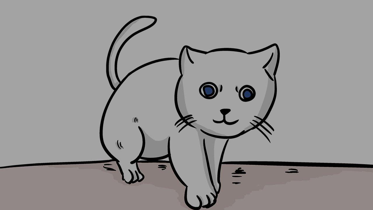 【微鬼畫】寵物溝通後,我開始害怕我的寵物了。