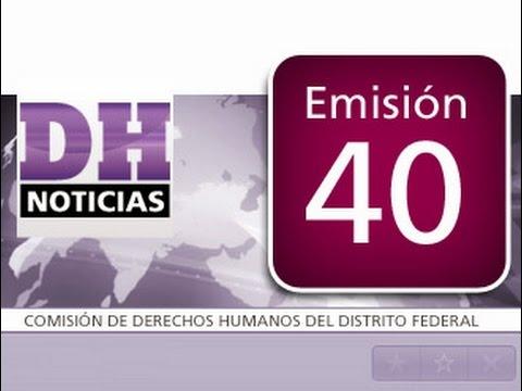 DH Noticias Emisión 40