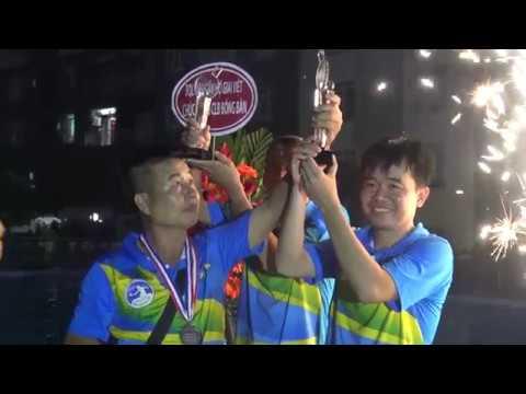 Giải Bóng Bàn CLB Giai Việt - Cột Mốc 1 Năm Hình Thành và Phát Triển