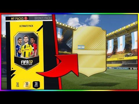 FIFA 17 | FREE 125K PACKS & ARGENTINA WALKOUT! *FIFA FREE PACKS* (FIFA 17 LUNAR NEW YEAR FREE PACKS)
