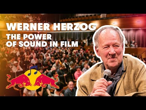 Werner Herzog RBMA Festival New York 2017 Lecture