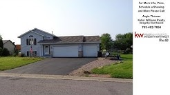 4982 Mitchell Road, Big Lake, MN Presented by Angie Thomas.