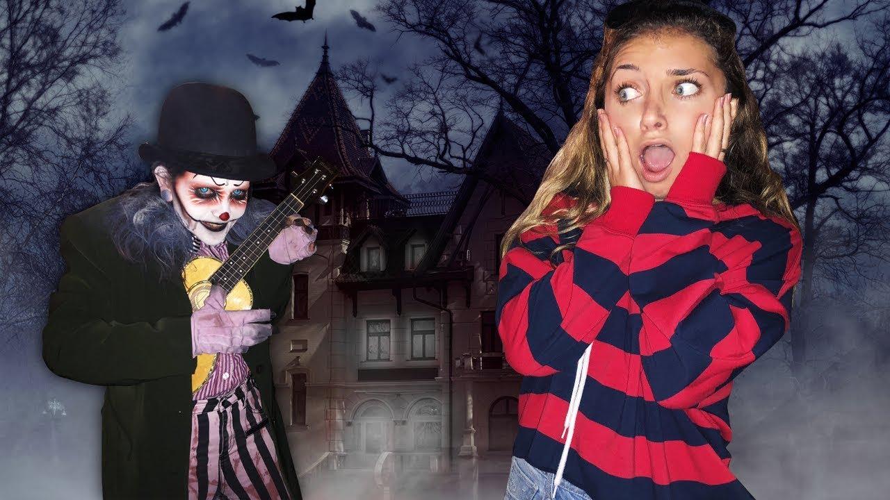 fall halloween college