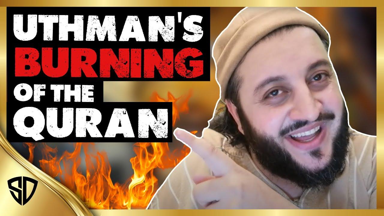 Ali's VERDICT on Uthman BURNING Copies of the QUR'AN