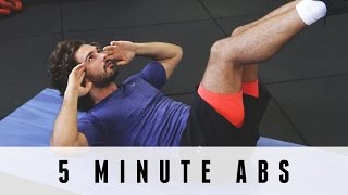 5 minute abs the body coach