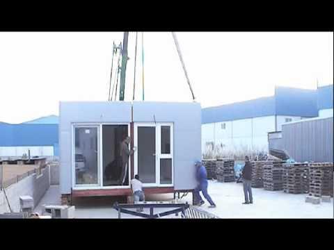 Vivienda modular de dise o doovi - Casas prefabricadas cofitor ...