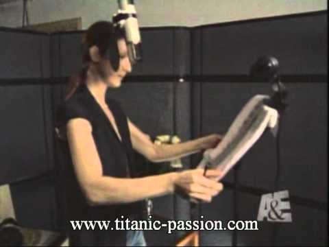 "Making Of ""My Heart Will Go On"" (Interviews with Céline Dion, James Horner ect.)"