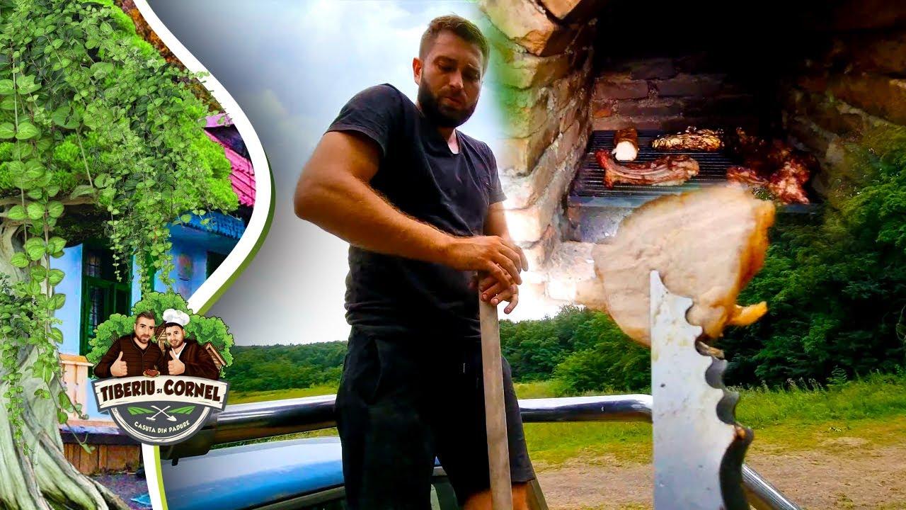 Download Tiberiu refuza mușchiulețul la grătar de la Casuta din Padure !
