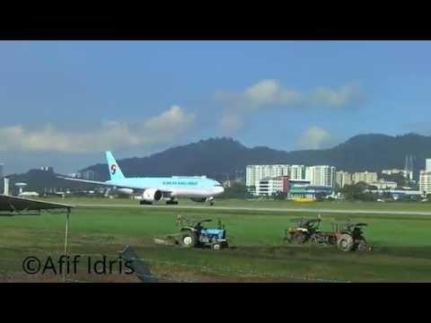 [HD] Korean Air Boeing 777-FB5 [HL8251]