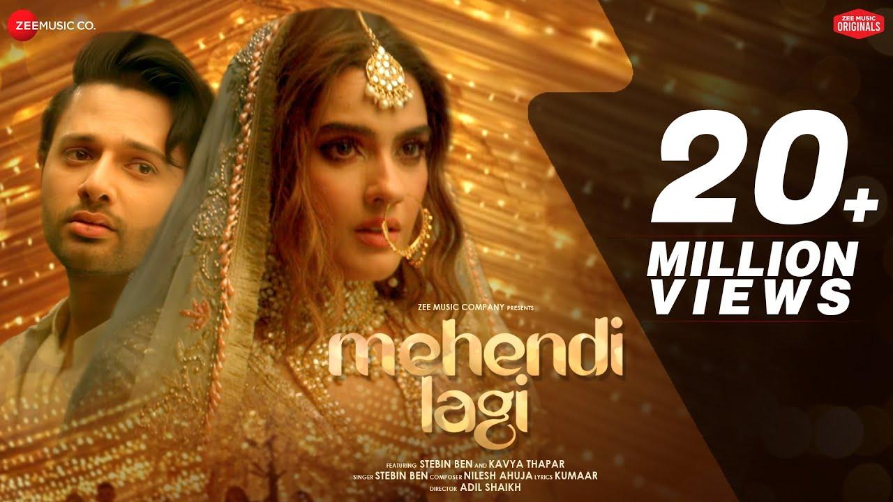 Download Mehendi Lagi - Stebin Ben & Kavya Thapar | Nilesh Ahuja | Kumaar | Zee Music Originals