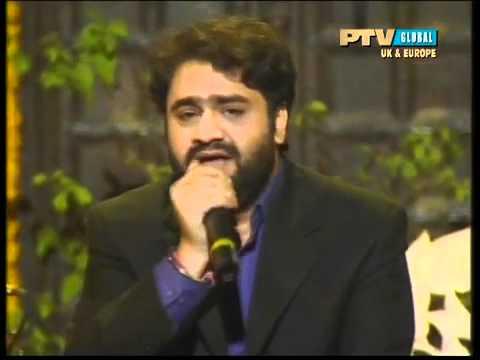 Sahir Ali & Farah Anwar  Live on PTV - Mai Tainu Samjhawan Ke