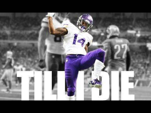 "Stefon Diggs || ""Till I Die"" ᴴᴰ || Rookie Minnesota Vikings Highlights"