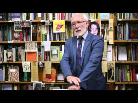 'The White Room Poems' Launch By Professor Patrick McGorry, OA; Reading By Anne Kellas