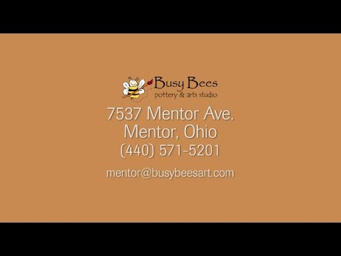 Busy Bees Pottery & Arts Studio