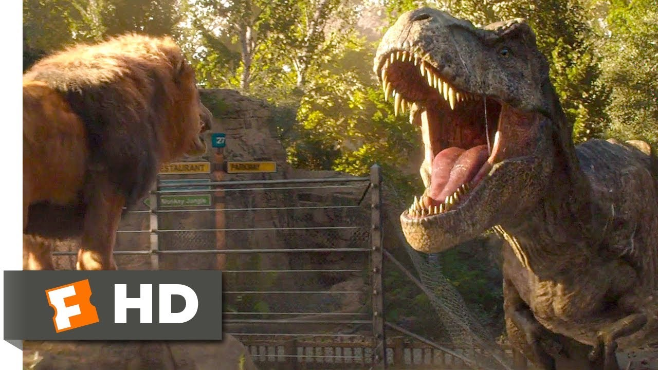 Download Jurassic World: Fallen Kingdom (2018) - Welcome to Jurassic World Scene (10/10) | Movieclips