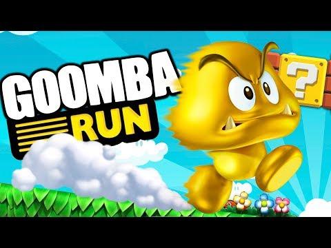 GOOMBAS DORADOS | Super Mario Run