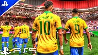 FIFA 21 PS5 - Brazil vs France