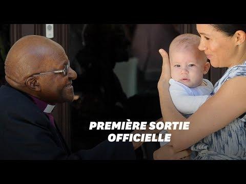 Meghan Markle et le Prince Harry font leur première sortie officielle avec Archie