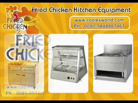 Best franchise opportunity of fried chicken equipments in dehradun india