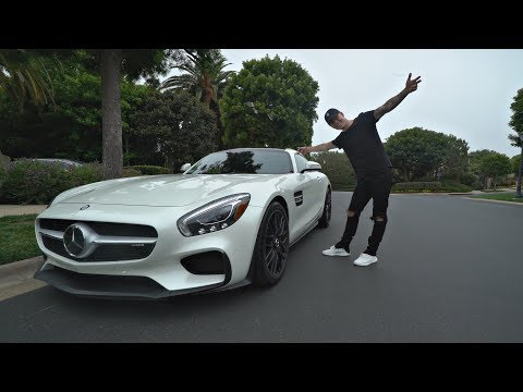 I GOT THE MERCEDES AMG GT-S!?