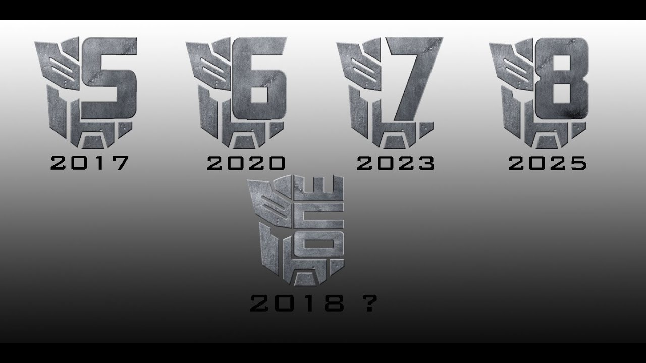 Transformers 5, 6, 7, & 8 CONFIRMED! [Approaching TF5 # 6] Christmas 2015 Aftermath!!!