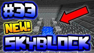 MY BEST GRINDING FARM?! | Server SkyBlock in Minecraft #33