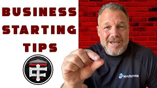 Contractor Business Tips: How to Prepare to Leave Your Job and Start Your Contracting Business