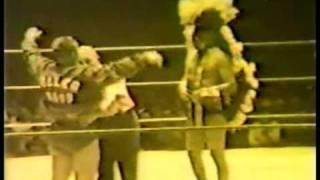 Don Eagle vs Dan Miller - Pt 1