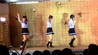 茨城県 常陸太田駅 常陸太田駅夏物語2012 の映像です。