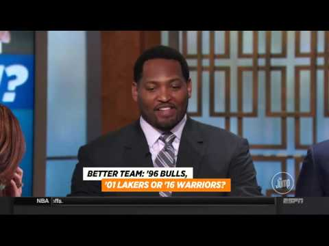 Savage Robert Horry After Tracy Mcgrady Asks To Borrow A Rin