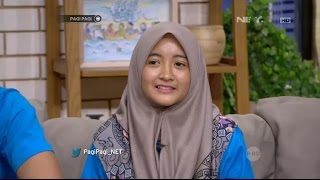 """Arafah yang Selalu Pasrah Cerita Tentang Film Pertamanya, """"Cek Toko Sebelah"""""""