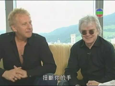 An interview with Air Supply (in English)