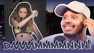 "Baixar 🇧🇷 Anitta ""Tócame"" feat. Arcangel & De La Ghetto (Official Music Video) REACTION"