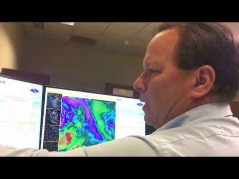 National Weather Service issues tornado warning for parts of ...
