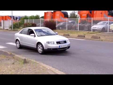 Audi A4 2 5 TDI V6 échappement inox Pro Inox