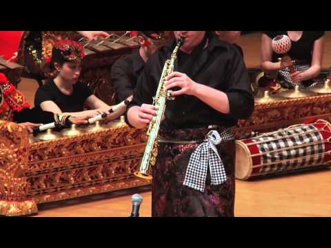 Andrián Pertout - Gamelan Cahaya Asri Lawrence University Part2