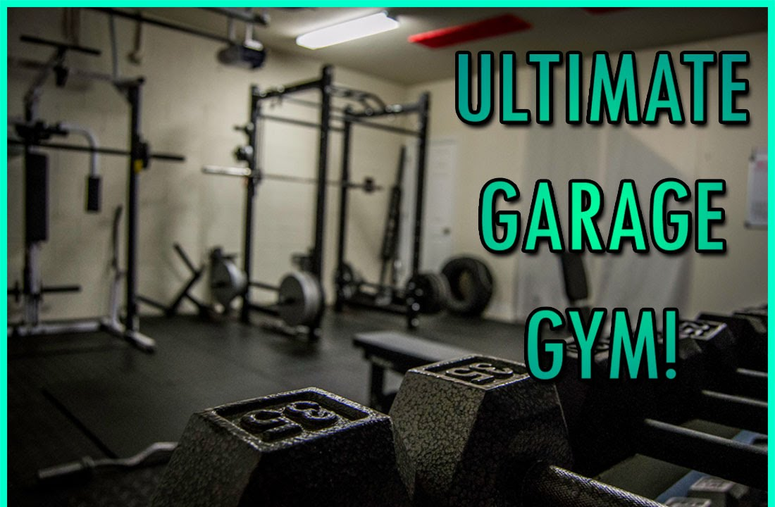 Garage gym update dumbbell rack dehumidifier smith machine body