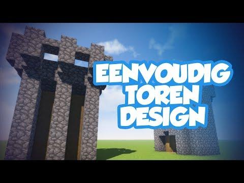 PLANETCRAFT TOREN TUTORIAL (Eenvoudig Survival Toren Design) thumbnail