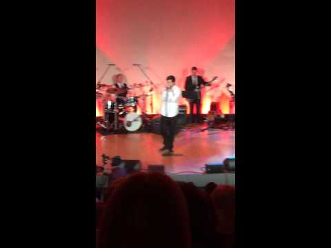 Charlie Gange sings Billie Jean -- Campus Superstar San Diego 2015