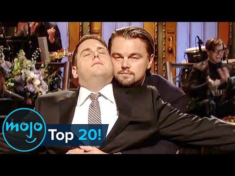 Top 20 Most Surprising SNL Cameos