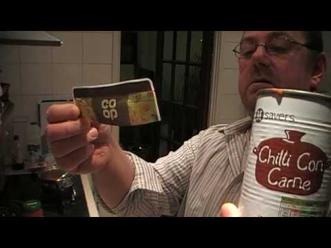 Marks REmarks Morrison Savers Chilli Con Carne & Co-op Vegetable Rice review