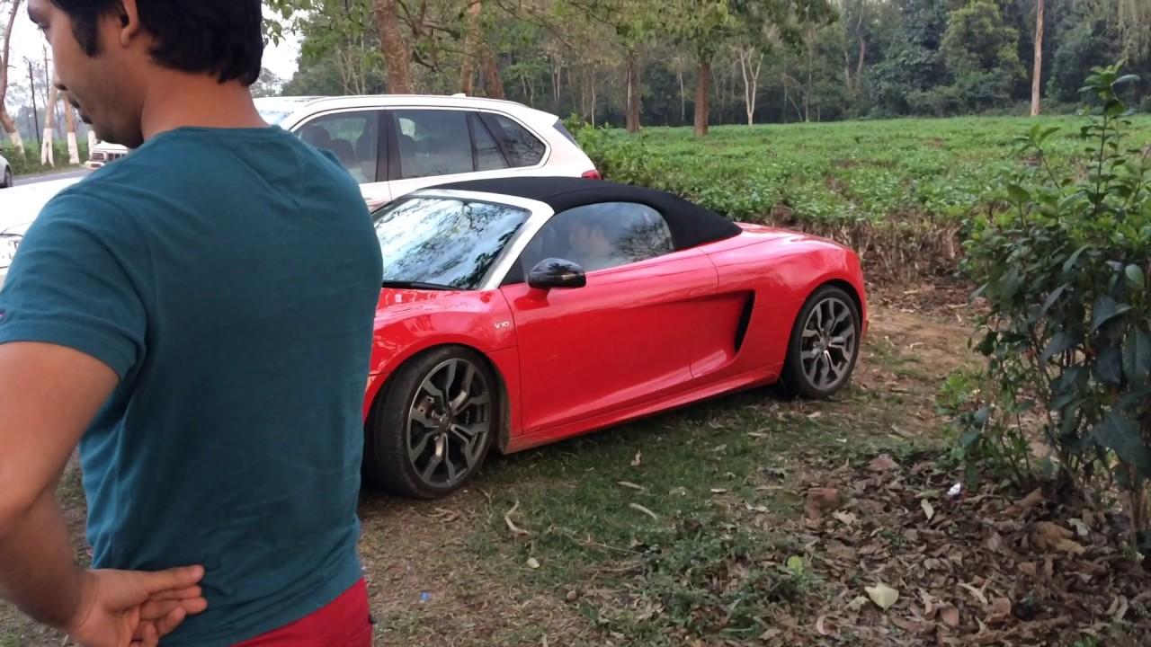 Audi R8 In Assam Bokakhat Youtube