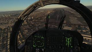 DCS World with RTX 2080 TI 4K All settings at MAX