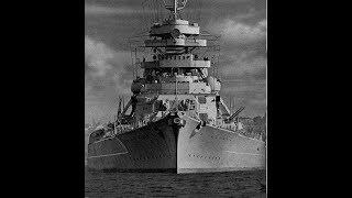 Тирпиц Tirpitz линкор типа «Бисмарк» Кригсмарине
