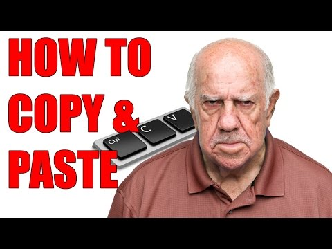 How to Copy and Paste Faster